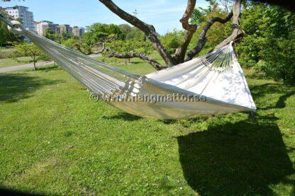Hängmatta Bahia tom hänger mellan träd