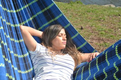 Hängmatta Maranhão närbild av hängmattan