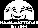 Logo Hängmattor.se, Hängmattor och hängstolar från Brasilien.
