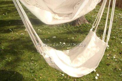 Fotstöd till hängstol och hänggunga